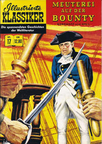 Cover Thumbnail for Illustrierte Klassiker [Classics Illustrated] (Norbert Hethke Verlag, 1991 series) #17 - Meuterei auf der Bounty