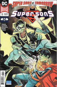Cover Thumbnail for Super Sons (DC, 2017 series) #11