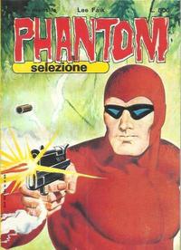 Cover Thumbnail for Phantom Selezione (Edizioni Fratelli Spada, 1976 series) #4