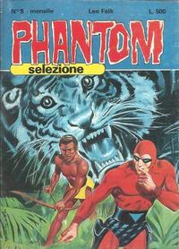 Cover Thumbnail for Phantom Selezione (Edizioni Fratelli Spada, 1976 series) #9