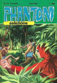 Cover Thumbnail for Phantom Selezione (Edizioni Fratelli Spada, 1976 series) #11