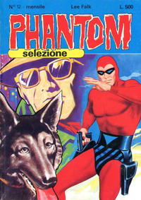 Cover Thumbnail for Phantom Selezione (Edizioni Fratelli Spada, 1976 series) #12