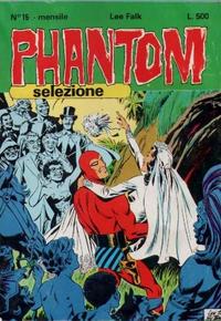 Cover Thumbnail for Phantom Selezione (Edizioni Fratelli Spada, 1976 series) #15