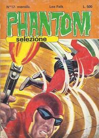 Cover Thumbnail for Phantom Selezione (Edizioni Fratelli Spada, 1976 series) #17