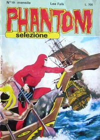 Cover Thumbnail for Phantom Selezione (Edizioni Fratelli Spada, 1976 series) #19