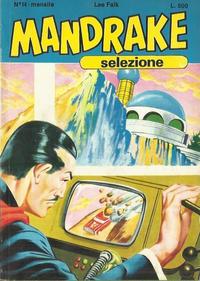 Cover Thumbnail for Mandrake selezione (Edizioni Fratelli Spada, 1976 series) #14