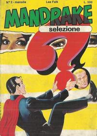 Cover Thumbnail for Mandrake selezione (Edizioni Fratelli Spada, 1976 series) #2