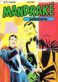 Cover Thumbnail for Mandrake selezione (Edizioni Fratelli Spada, 1976 series) #5
