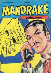 Cover Thumbnail for Mandrake selezione (Edizioni Fratelli Spada, 1976 series) #11