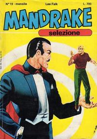 Cover Thumbnail for Mandrake selezione (Edizioni Fratelli Spada, 1976 series) #19