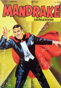 Cover Thumbnail for Mandrake selezione (Edizioni Fratelli Spada, 1976 series) #1