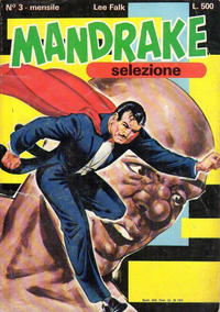 Cover Thumbnail for Mandrake selezione (Edizioni Fratelli Spada, 1976 series) #3