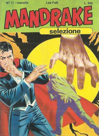 Cover Thumbnail for Mandrake selezione (Edizioni Fratelli Spada, 1976 series) #13