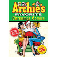 Cover Thumbnail for Archie's Favorite Christmas Comics (Archie, 2014 series)