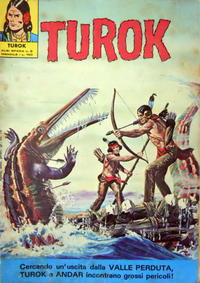 Cover Thumbnail for Albi Spada - Turok (Edizioni Fratelli Spada, 1972 series) #8