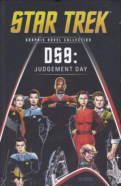 Cover for Star Trek Graphic Novel Collection (Eaglemoss Publications, 2017 series) #28 - DS9: Judgement Day