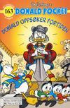 Cover Thumbnail for Donald Pocket (1968 series) #163 - Donald oppsøker fortiden [3. utgave bc 0239 029]