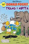 Cover Thumbnail for Donald Pocket (1968 series) #167 - Trang i nøtta [3. utgave bc 0239 029]