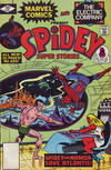 Cover for Spidey Super Stories (Marvel, 1974 series) #34 [Whitman]