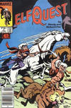 Cover for ElfQuest (Marvel, 1985 series) #7 [Newsstand]