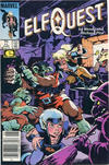 Cover for ElfQuest (Marvel, 1985 series) #11 [Canadian]