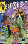 Cover for ElfQuest (Marvel, 1985 series) #13 [Canadian]