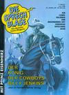 Cover for Die Sprechblase (Norbert Hethke Verlag, 1978 series) #167