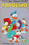Cover for Topolino (Arnoldo Mondadori Editore, 1949 series) #258
