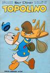 Cover for Topolino (Arnoldo Mondadori Editore, 1949 series) #322