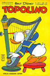 Cover for Topolino (Arnoldo Mondadori Editore, 1949 series) #459