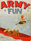 Cover for Army Fun (Prize, 1952 series) #v6#1