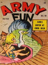 Cover for Army Fun (Prize, 1952 series) #v10#1