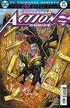 Cover for Action Comics (DC, 2011 series) #989 [Neil Edwards Variant]