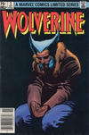 Cover for Wolverine (Marvel, 1982 series) #3 [Canadian Newsstand Edition]