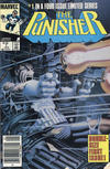 Cover Thumbnail for The Punisher (1986 series) #1 [Canadian]