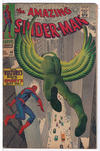 Cover for The Amazing Spider-Man (Marvel, 1963 series) #48 [British]