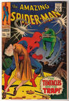 Cover Thumbnail for The Amazing Spider-Man (1963 series) #54 [British]