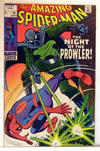 Cover Thumbnail for The Amazing Spider-Man (1963 series) #78 [British]