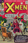 Cover for The X-Men (Marvel, 1963 series) #2 [British]