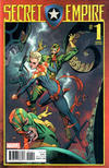 Cover for Secret Empire (Marvel, 2017 series) #1 [Incentive J. Scott Campbell Variant]