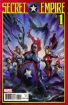 Cover for Secret Empire (Marvel, 2017 series) #1 [Incentive Adi Granov Variant]