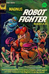 Cover for Magnus, Robot Fighter (Western, 1963 series) #35 [Whitman]