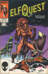 Cover for ElfQuest (Marvel, 1985 series) #21 [Direct]
