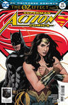 Cover for Action Comics (DC, 2011 series) #991 [Yanick Paquette Justice League Movie Cover]