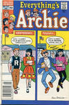 Cover for Everything's Archie (Archie, 1969 series) #127 [Canadian Newsstand Edition]