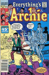 Cover for Everything's Archie (Archie, 1969 series) #133 [Canadian Newsstand Edition]