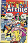 Cover for Everything's Archie (Archie, 1969 series) #134 [Canadian Newsstand Edition]
