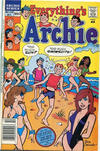 Cover for Everything's Archie (Archie, 1969 series) #138 [Canadian Newsstand Edition]