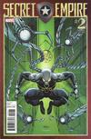 Cover for Secret Empire (Marvel, 2017 series) #2 [Dan Mora 'Villain']