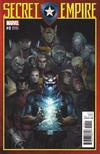 Cover for Secret Empire (Marvel, 2017 series) #0 [Rod Reis 'Villains']